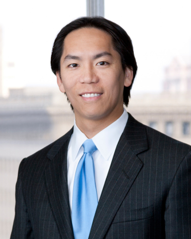 "McGlinchey Stafford Member Andy Cao has been named to Texas Super Lawyers 2015 ""Rising Stars."" (Photo: Business Wire)"