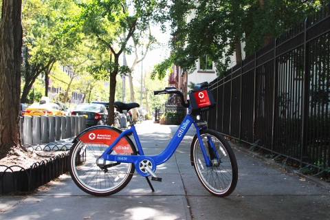 Citi today announced Citi Bike for Good, a month-long initiative enabling Citi Bike riders to support three of New York City's most impactful not-for-profit organizations when they ride. (Photo: Business Wire)
