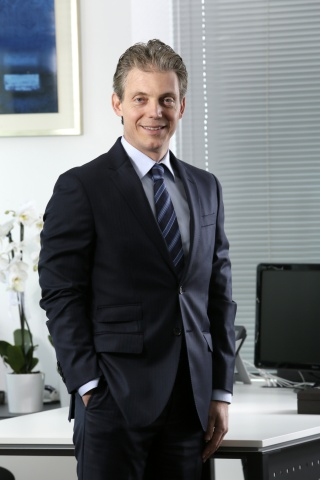 life:)'s recently appointed CEO Burak Ersoy assumes office on October 1st, 2015. (Photo: Business Wi ...