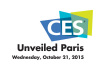 Ausstellungsfläche für dritte jährliche CES Unveiled Paris ausverkauft