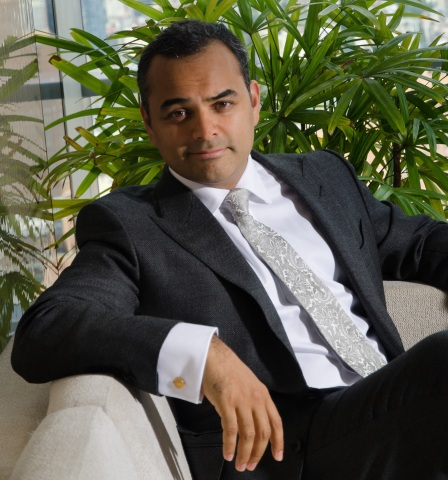 Rayo Withanage, founder of Scepter Partners