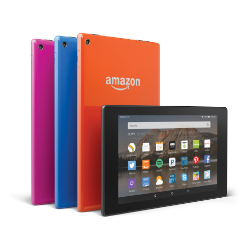 The all-new Fire HD (Photo: Business Wire)
