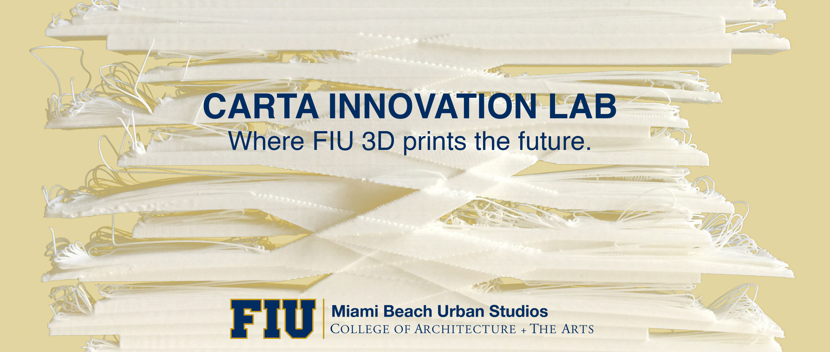 Florida International University Partners with MakerBot to Open 3D
