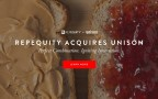 RepEquity Acquires Unison (Graphic: Business Wire)