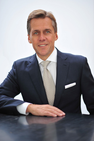 Roeland Vos, President and Chief Executive Officer (Photo: Business Wire)