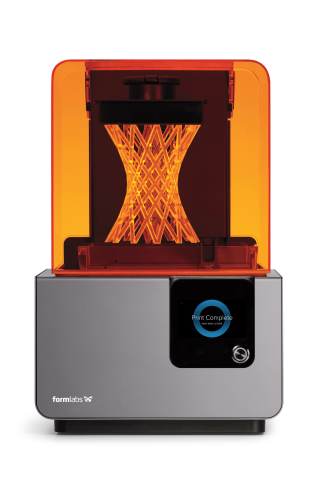 Form 2 Desktop SLA 3D printer (Photo: Business Wire)