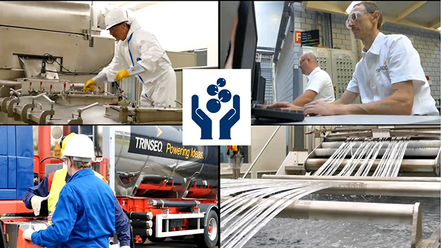 Trinseo's first corporate video highlights the company's materials as they transform from core ingredients to end products that touch and improve lives every day.