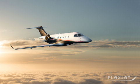Flexjet today announced the addition of the Embraer Legacy 450 to its jet collection. This is the on ...