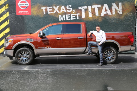 2016 TITAN XD at the State Fair of Texas (Photo: Business Wire)