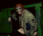 The scariest Fright Fest in park history at Six Flags Over Georgia will feature nearly 400 zombies, monsters and other scareactors lurking throughout the park, looking to scare those who dare to enter the insanity. Fright Fest and its 23 blood-curdling attractions opens September 26 and runs on select nights through November 1. #NothingScarier (Photo: Six Flags Over Georgia)