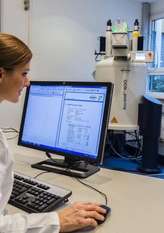 Food quality, Food screening, Wine analysis, NMR screening, non-targeted analysis (Photo: Business W ...