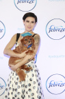 Actress Rumer Willis and Instagram star @ToastMeetsWorld attend The Febreze® School of #Petiquette on September 25th, 2015 in New York City at the Ace Hotel. The event was held to educate pet owners on the importance of always being guest ready in order to keep their homes pet odor-free and never take the chance of offending their visitors. (Photo by Amy Sussman AP Images)