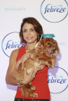 TV personality and entrepreneur Bethenny Frankel and Instagram star @ToastMeetsWorld attend The Febreze® School of #Petiquette on September 25th, 2015 in New York City at the Ace Hotel. The event was held to educate pet owners on the importance of always being guest ready in order to keep their homes pet odor-free and never take the chance of offending their visitors. (Photo by Amy Sussman AP Images)