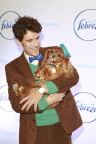 Thomas P. Farley and Instagram star @ToastMeetsWorld The Febreze® School of #Petiquette on September 25th, 2015 in New York City at the Ace Hotel. The event was held to educate pet owners on the importance of always being guest ready in order to keep their homes pet odor-free and never take the chance of offending their visitors. (Photo by Amy Sussman AP Images)