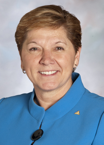Regions Chief Credit Officer Barb Godin joined the company in 2003 and has more than 40 years of exp ...