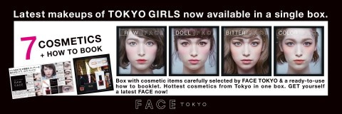 FACE TOKYO_2 (Graphic: Business Wire)