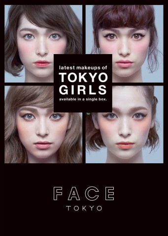 FACE TOKYO_1 (Graphic: Business Wire)