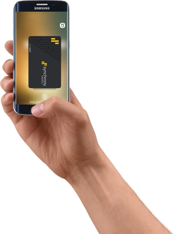Synchrony Financial is pleased to be one of the first issuers to offer private label credit cardholders the ability to add their cards to Samsung Pay, the mobile payment service which launched today in the United States and works almost anywhere customers can swipe their cards. (Photo: Business Wire)