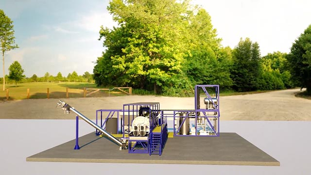 "Nicknamed the ""SludgeBox"", the Modular Biosolids Drying System from Therma-Flite is the first-ever technology available that is more affordable than disposal of biosolids in landfills."