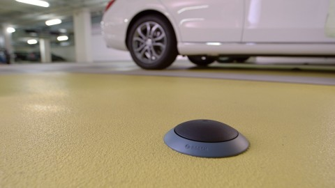 Thanks to active parking lot management from Bosch, drivers can find the perfect parking spot withou ...