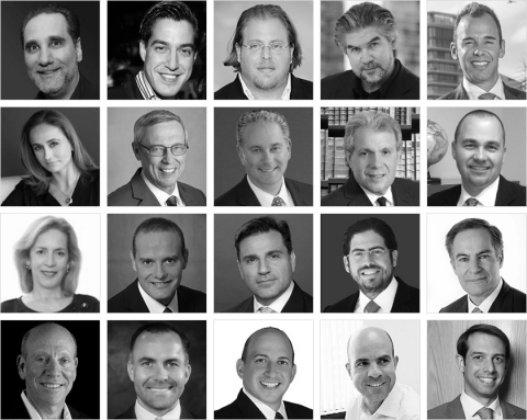 Speakers for Miami New Construction Show 2015. (Photo: Business Wire)