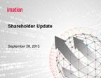Imation shareholder update.