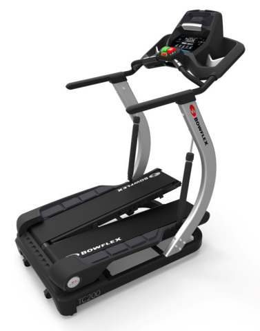 Bowflex® TreadClimber® TC200 (Photo: Business Wire)