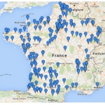 Altierre's technology is installed and working in more than 200 cities in France. (Graphic: Business Wire)