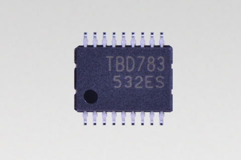"""Toshiba: a new-generation transistor array """"TBD62783AFNG"""" (Photo: Business Wire)"""