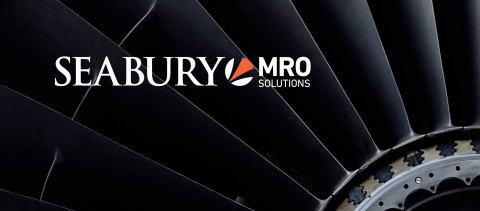 The first brand transformation in Volartec's 12-year history delivers the new brand identity of Seabury MRO Solutions underscoring its future commitment to rapid innovation and growth under the global brand of Seabury Group. (Graphic: Business Wire)