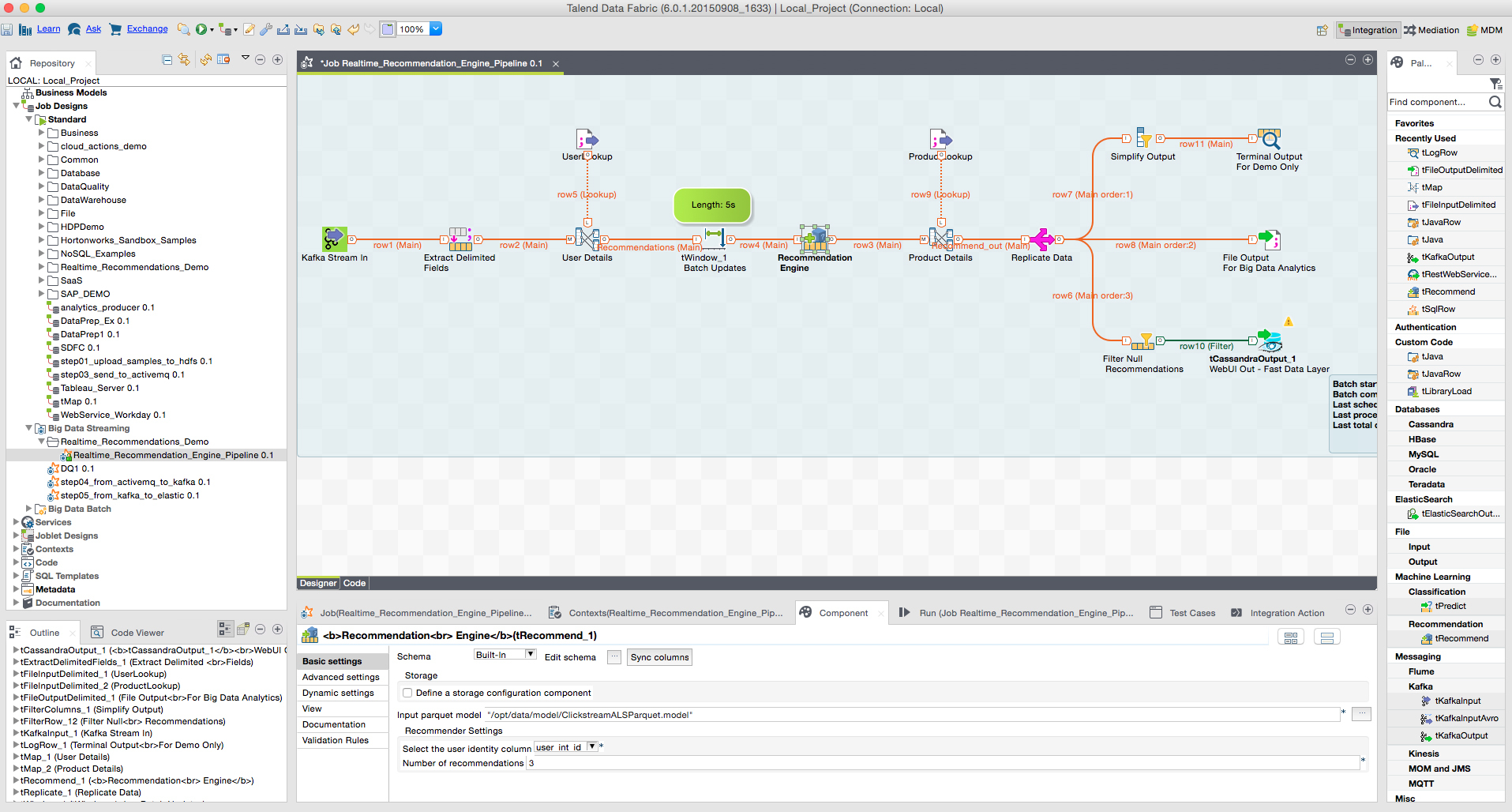 announcing talend 6 the first spark powered data integration platform business wire