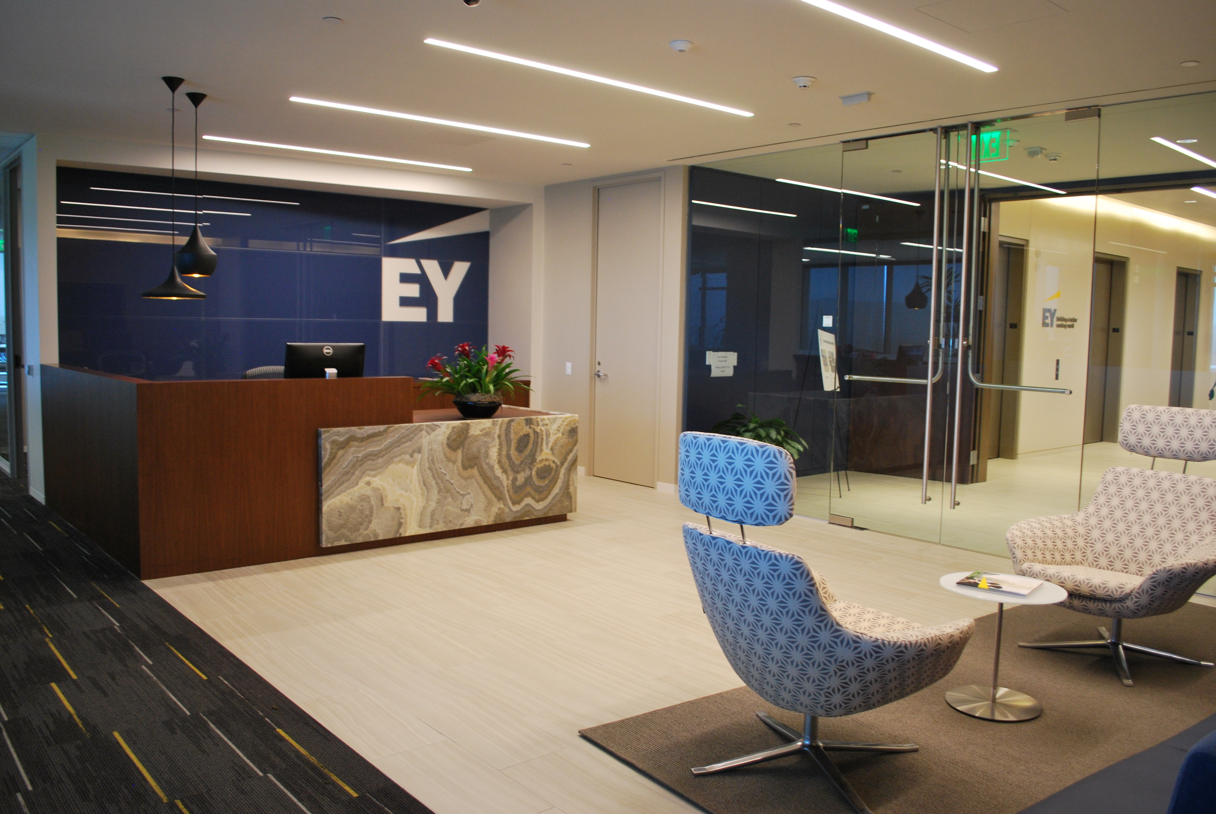 Office Of Ernst Young Llp Relocates