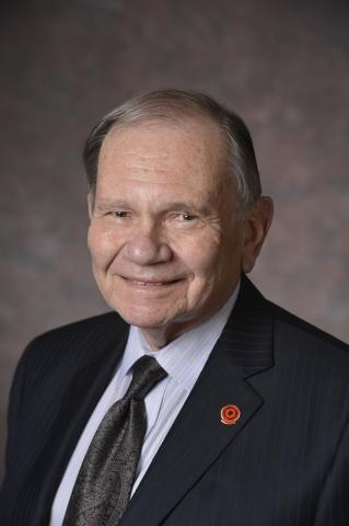 Norman H. Edelman, M.D., Senior Scientific Advisor, the American Lung Association (Photo: Business Wire)
