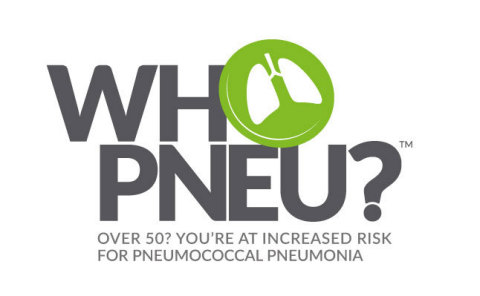 The Who Pneu? campaign encourages adults 50 and older to recognize their personal risk for pneumococcal pneumonia and check with their doctors to see if they are up to date on their vaccinations.