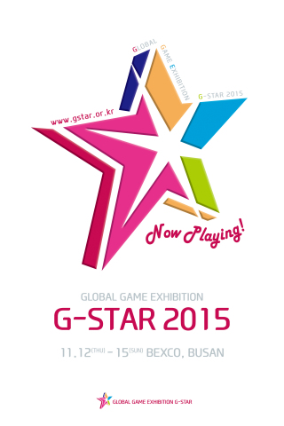 G-STAR 2015 Poster (Graphic: Business Wire)