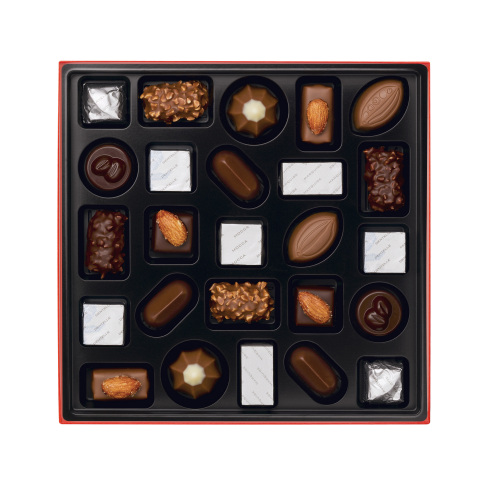 New Cailler Premium Swiss Chocolate Praliné Selection Assortment (Photo: Business Wire)