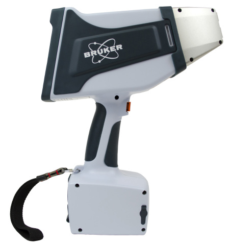Bruker Launches Hand-held LIBS for Light Element Alloy Scrap Sorting (Photo: Business Wire)