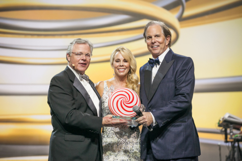 Cliff Hudson, Ann Kergan and Ted Kergan (Photo: Business Wire)