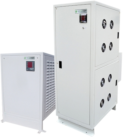 The Amici-TransPower MPTS Solution reduces total power consumption by up to 40% (Photo: Business Wir ...