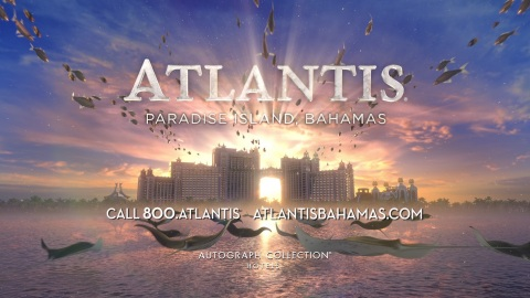Award-winning Atlantis campaign created by GoConvergence, a creative division of Mood Media. (Photo: ...