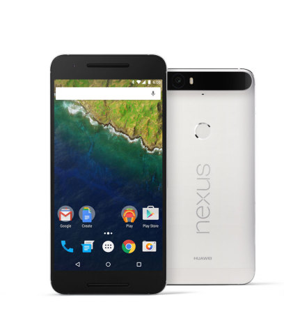 Huawei and Google unveil the Nexus 6P featuring Android 6.0 Marshmallow (Photo: Business Wire)
