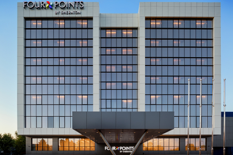 Four Points by Sheraton Istanbul Dudullu (entry of Four Points brand to Turkey) (Photo: Business Wir ...