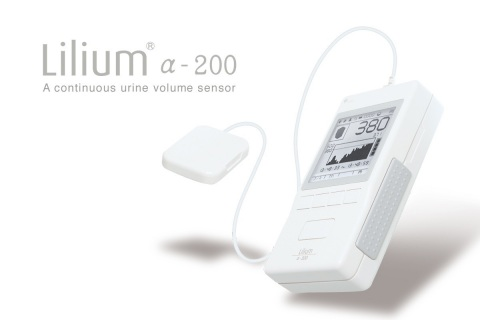 Lilium alpha-200 is an innovative, hand-held urine volume sensor which measures not only bladder uri ...
