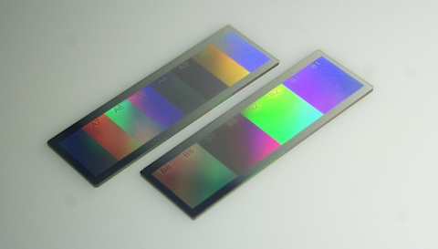 Photonic nanostructures to enhance fluorescence (Photo: Business Wire)