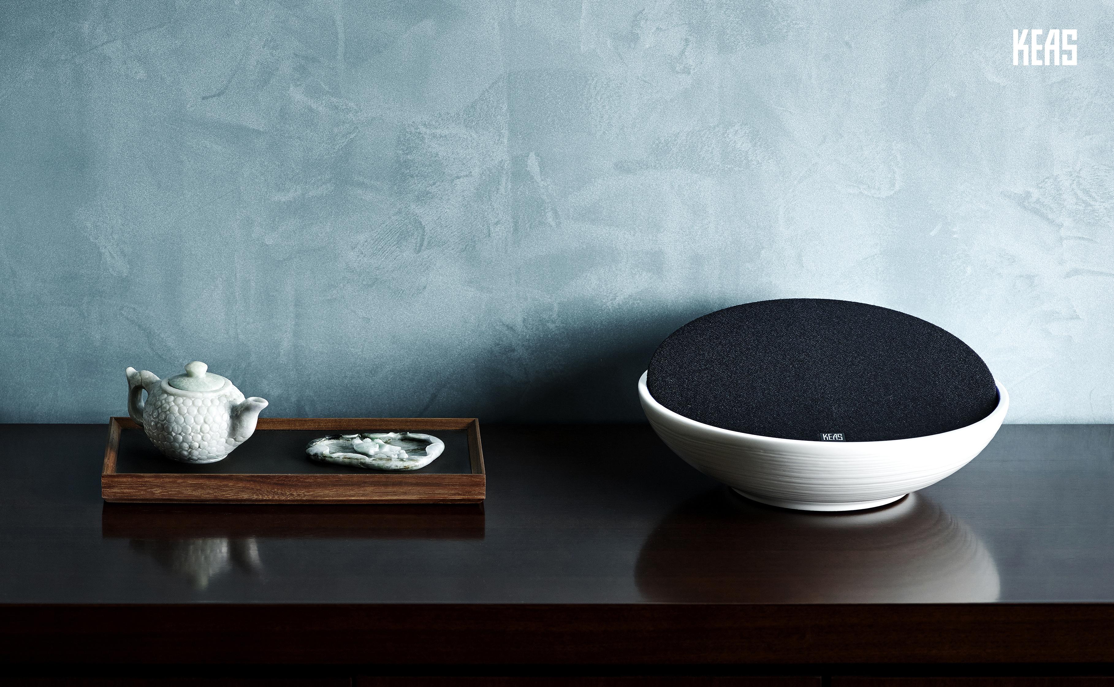 KEAS Announces Launch of Premium Ceramic Bluetooth Speaker MOV1 ...