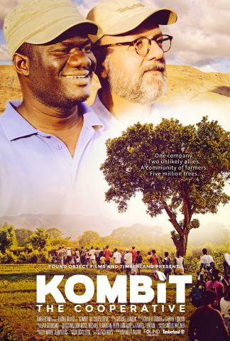 """""""KOMBIT: The Cooperative"""" (a film by Found Object) chronicles Timberland and SFA's journey to rebuild Haiti beginning in 2010. Consumers can visit KombitFilm.com to learn more and purchase the film, which will be available nationwide for download and streaming beginning October 6, 2015 for $2.99 (48 hour rental) or $9.99 (purchase and download). All net proceeds from film purchases will be directed to Impact Farming (a U.S. non-profit organization) to benefit the Smallholder Farmers Alliance in Haiti.(Graphic: Business Wire)."""