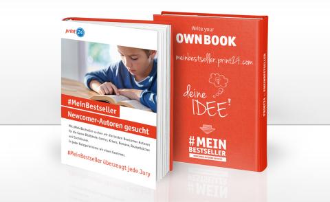 print24.com pr&aumlsentiert neues Self-Publishing-Angebot auf der Buchmesse Frankfurt (Photo: Business W ...