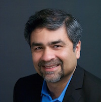 Khalid Raza is CTO of Viptela, a former Distinguished Engineer at Cisco and widely regarded as a visionary in the networking industry. (Photo: Business Wire)