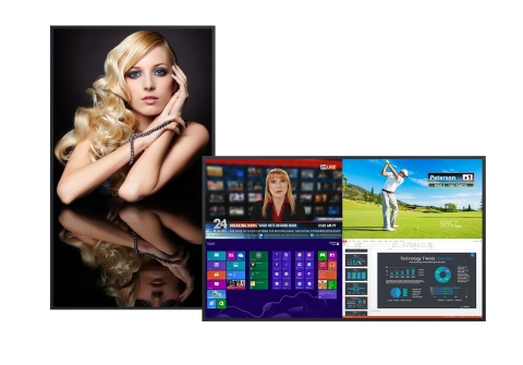 Next-Generation Planar UltraRes Series 4K Displays Deliver the Ultimate Ultra HD Experience (Photo: Business Wire)