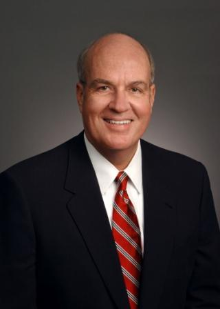 David Feaster, President & CEO of Cornerstone Bancorp, Inc. in St. Petersburg, Florida (Photo: Business Wire)